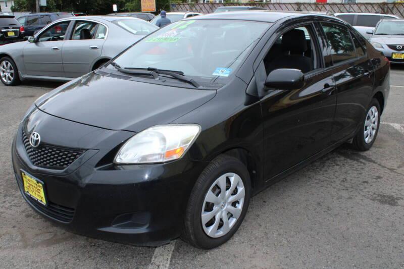 2012 Toyota Yaris for sale at Lodi Auto Mart in Lodi NJ