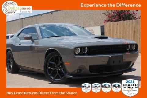 2019 Dodge Challenger for sale at Dallas Auto Finance in Dallas TX
