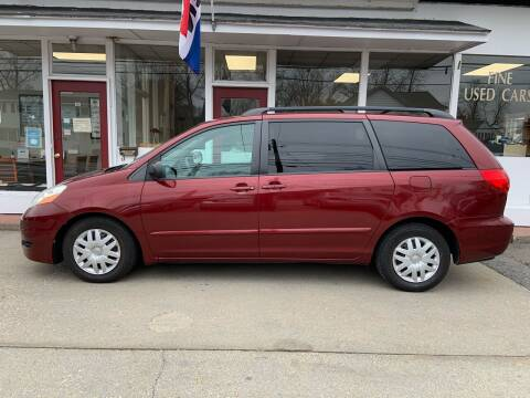 2008 Toyota Sienna for sale at O'Connell Motors in Framingham MA