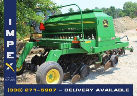 2004 John Deere 1590 for sale at Impex Auto Sales in Greensboro NC