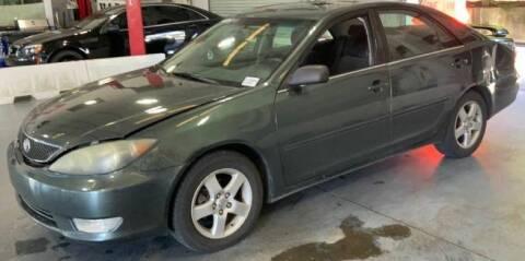 2005 Toyota Camry for sale at Klassic Cars in Lilburn GA