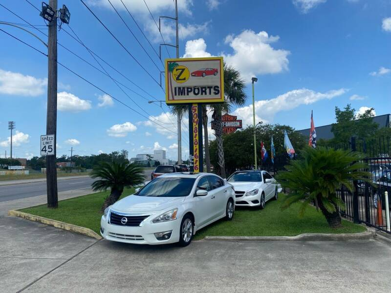 2015 Nissan Altima for sale at A to Z IMPORTS in Metairie LA