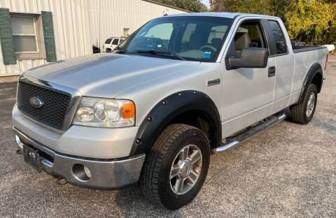 2008 Ford F-150 for sale at Select Auto Brokers in Webster NY