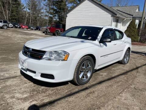 2012 Dodge Avenger for sale at Williston Economy Motors in Williston VT