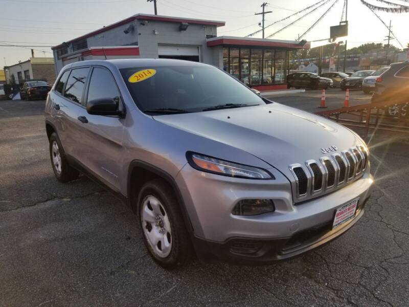 2014 Jeep Cherokee for sale at Absolute Motors in Hammond IN