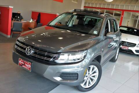 2017 Volkswagen Tiguan for sale at Quality Auto Center in Springfield NJ