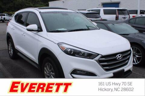 2018 Hyundai Tucson for sale at Everett Chevrolet Buick GMC in Hickory NC