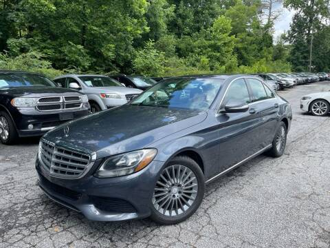2015 Mercedes-Benz C-Class for sale at Car Online in Roswell GA