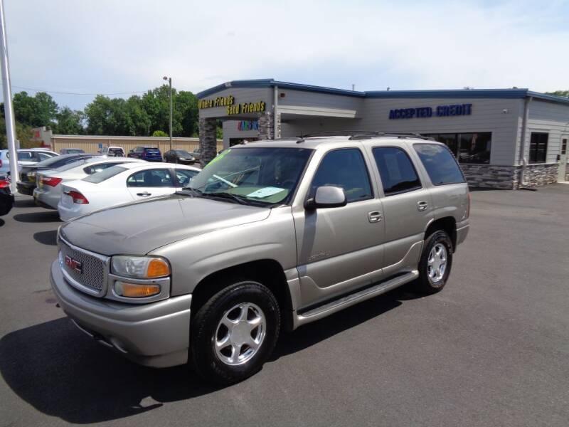 2003 GMC Yukon for sale at KARS R US of Spartanburg LLC in Spartanburg SC