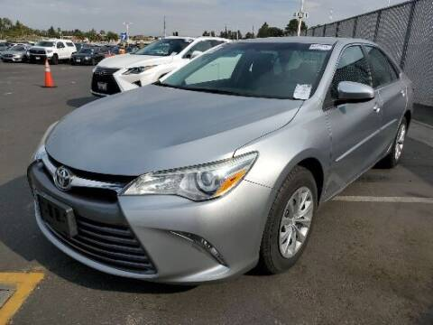 2015 Toyota Camry for sale at Shamrock Group LLC #1 in Pleasant Grove UT