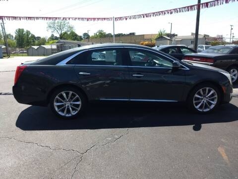 2013 Cadillac XTS for sale at Kenny's Auto Sales Inc. in Lowell NC