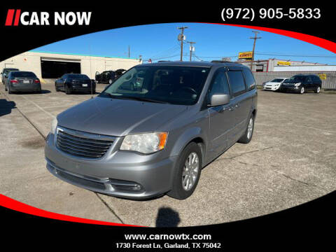 2014 Chrysler Town and Country for sale at Car Now Dallas in Dallas TX