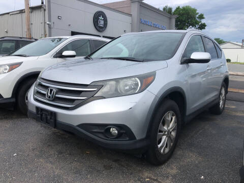 2013 Honda CR-V for sale at Top Line Import of Methuen in Methuen MA