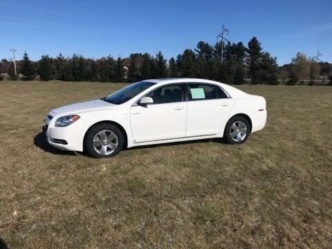 2008 Chevrolet Malibu Hybrid for sale at BLAESER AUTO LLC in Chippewa Falls WI