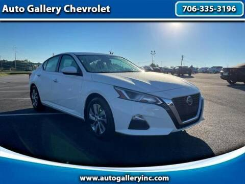 2020 Nissan Altima for sale at Auto Gallery Chevrolet in Commerce GA