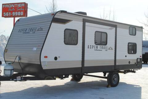2020 Aspen Trail LE 1980BH for sale at Frontier Auto & RV Sales in Anchorage AK