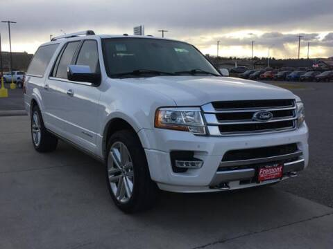 2015 Ford Expedition EL for sale at Rocky Mountain Commercial Trucks in Casper WY
