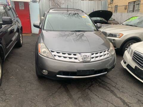 2007 Nissan Murano for sale at Best Cars R Us LLC in Irvington NJ