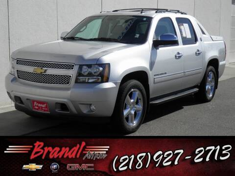 2013 Chevrolet Avalanche for sale at Brandl GM in Aitkin MN