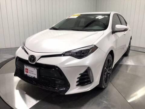 2019 Toyota Corolla for sale at HILAND TOYOTA in Moline IL