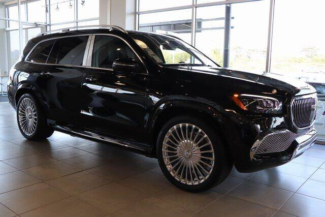 2021 Mercedes-Benz GLS for sale in San Luis Obispo, CA