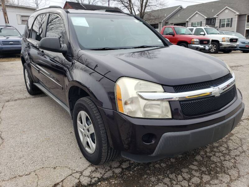 2006 Chevrolet Equinox for sale at BBC Motors INC in Fenton MO