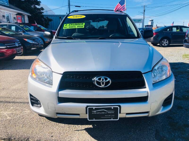 2009 Toyota RAV4 for sale at Cape Cod Cars & Trucks in Hyannis MA