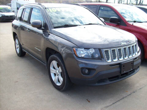 2014 Jeep Compass for sale at Summit Auto Inc in Waterford PA