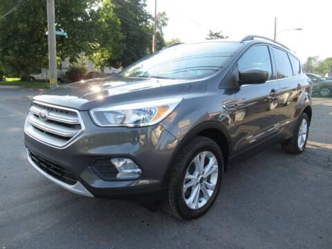 2018 Ford Escape for sale at PRESTIGE IMPORT AUTO SALES in Morrisville PA