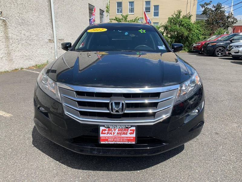 2012 Honda Crosstour for sale at Buy Here Pay Here Auto Sales in Newark NJ