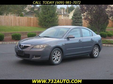 2007 Mazda MAZDA3 for sale at Absolute Auto Solutions in Hamilton NJ