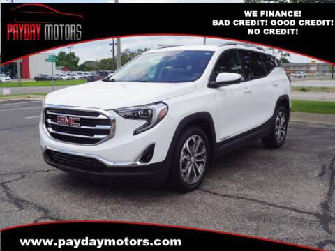 2020 GMC Terrain for sale at Payday Motors in Wichita KS