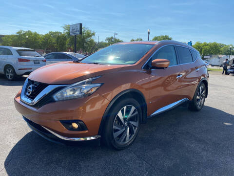 2015 Nissan Murano for sale at BWK of Columbia in Columbia SC