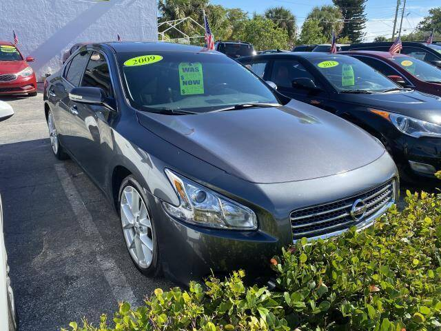 2009 Nissan Maxima for sale at Mike Auto Sales in West Palm Beach FL