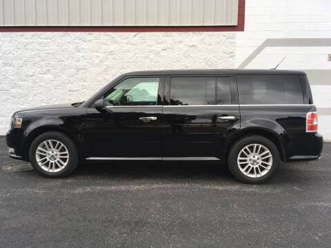 2016 Ford Flex for sale at Ryan Motors in Frankfort IL