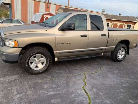 2002 Dodge Ram Pickup 1500 for sale at Country Auto Sales Inc. in Bristol VA