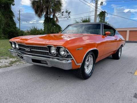 1969 Chevrolet Chevelle for sale at American Classics Autotrader LLC in Pompano Beach FL