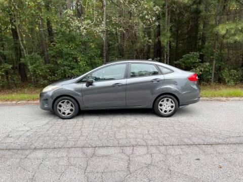 2011 Ford Fiesta for sale at MATRIXX AUTO GROUP in Union City GA
