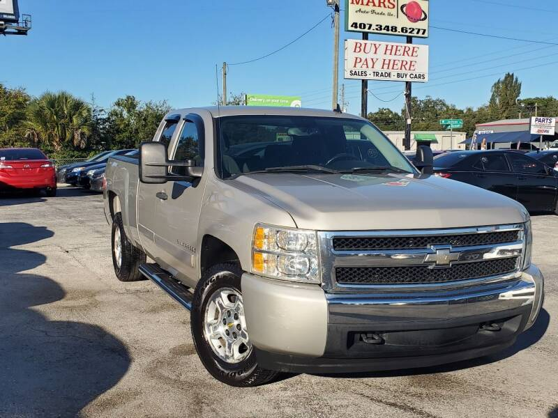 2008 Chevrolet Silverado 1500 for sale at Mars auto trade llc in Kissimmee FL
