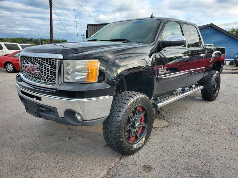 2011 GMC Sierra 1500 for sale at Southern Auto Exchange in Smyrna TN