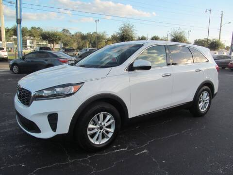 2019 Kia Sorento for sale at Blue Book Cars in Sanford FL