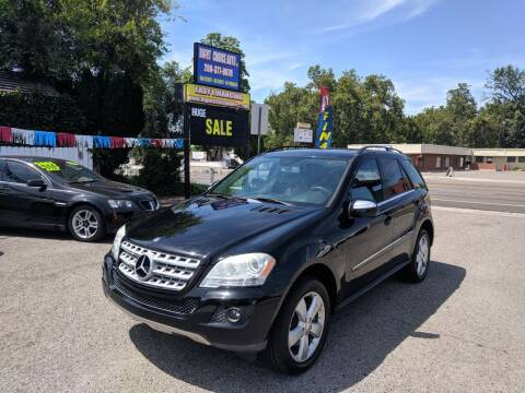 2010 Mercedes-Benz M-Class for sale at Right Choice Auto in Boise ID