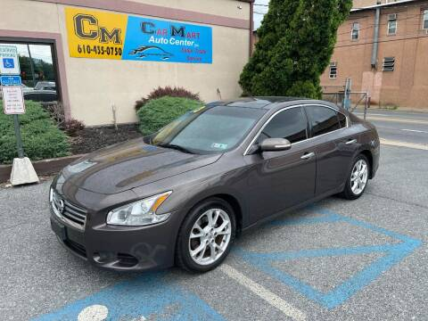 2013 Nissan Maxima for sale at Car Mart Auto Center II, LLC in Allentown PA