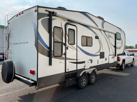 2015 Pacific Coachworks Pacifica 265RE for sale at Zapp Motors in Englewood CO
