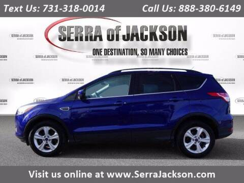 2016 Ford Escape for sale at Serra Of Jackson in Jackson TN