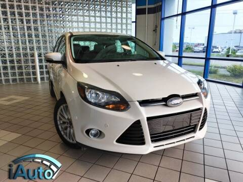 2013 Ford Focus for sale at iAuto in Cincinnati OH