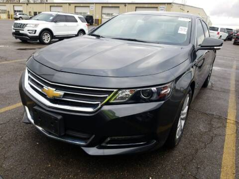 2019 Chevrolet Impala for sale at SHAFER AUTO GROUP in Columbus OH