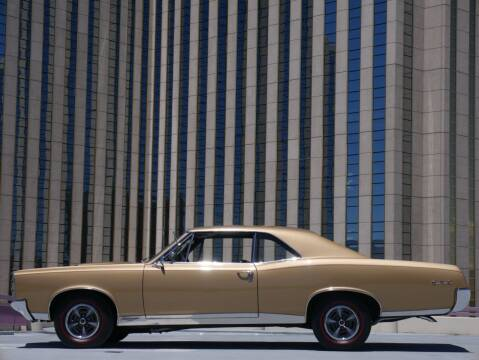 1967 Pontiac GTO for sale at Sierra Classics & Imports in Reno NV
