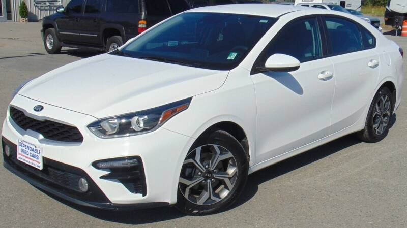 2019 Kia Forte for sale at Dependable Used Cars in Anchorage AK