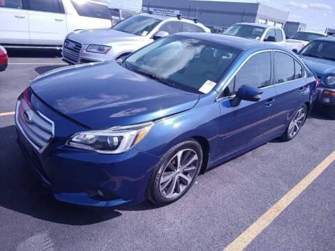 2016 Subaru Legacy for sale at Vito's Auto Sales in Anchorage AK
